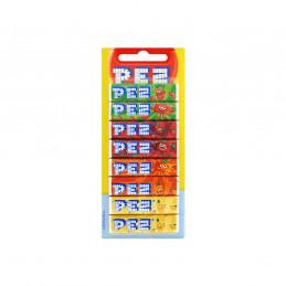 Bonbons Pez 8 recharges Fruits