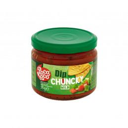 Sauce salsa chuncky mild 315g