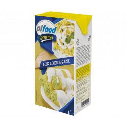 Crème liquide végétale...
