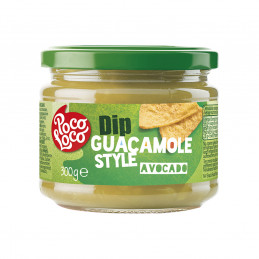 Sauce Guacamole 300g