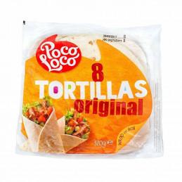 8 Tortillas original 320g