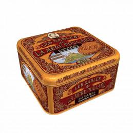 Biscuits sablés caramel 250g