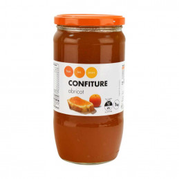Confiture abricot 1kg