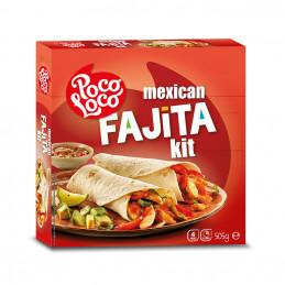 Kit diner Fajitas 505g