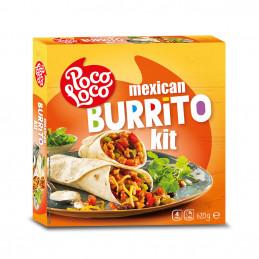 Kit diner Burritos 620g