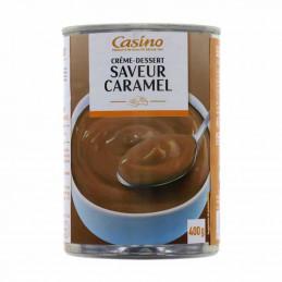 Crème dessert caramel 400g