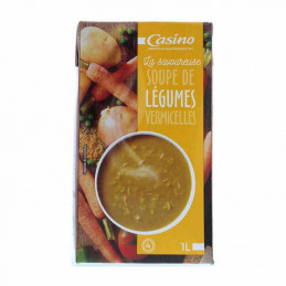 Soupe légumes vermicelles 1L