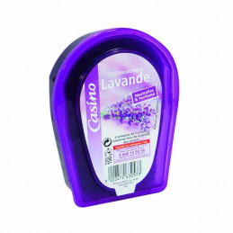 Désodorisant gel 2en1...