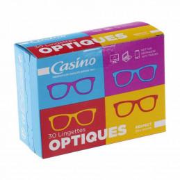 Lingettes optiques x30pcs