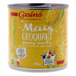 Maïs croquant sous vide 285g