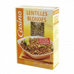 Lentilles blondes 500g