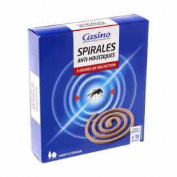 Spirales anti-moustiques x10