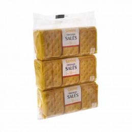 Crackers salés 3x100g