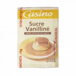 Sucre vanilliné 10x7,5g