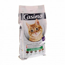 Croquettes pour chat...