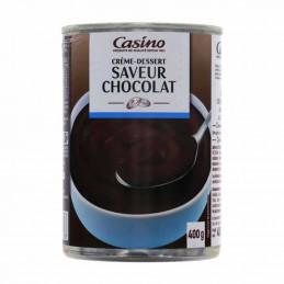 Crème dessert chocolat 400g