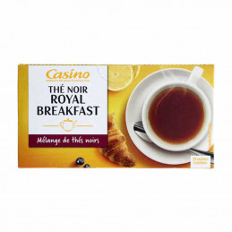 Thé noir royal breakfast 25...