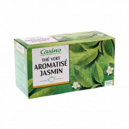 Thé vert jasmin 25 sachets...