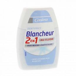 Dentifrice blancheur 2en1...
