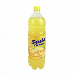 Boisson gazeuse Soda citron...