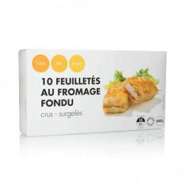 Feuilletés au fromage fondu...