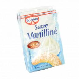 Sucre vanilliné 10x8g