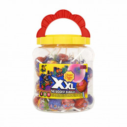Tubo 60 sucettes xxl