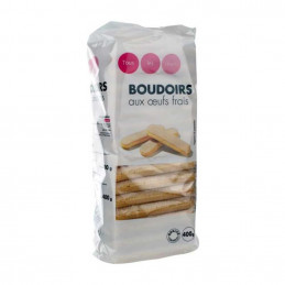 Biscuits boudoirs aux oeufs...