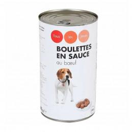 Boulettes pour chien en...