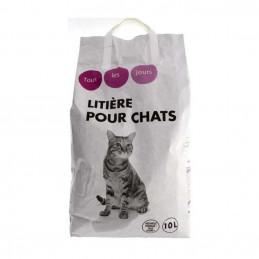 Litière pour chats 10L