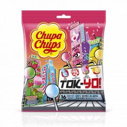 Mini tokyo 192g 16 sucettes