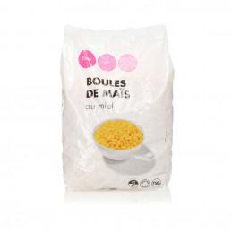 Boules de maïs au miel 750g
