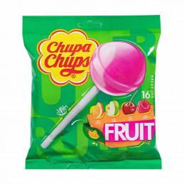 Classique fruit 16 sucettes...