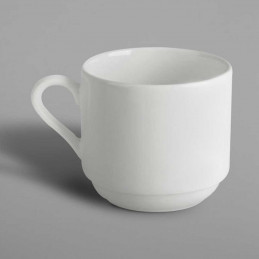 Tasse Empilable blanche...