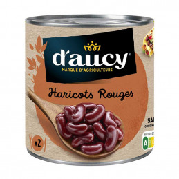 Haricots rouges 400g