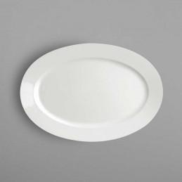 Assiette Plate Ovale...