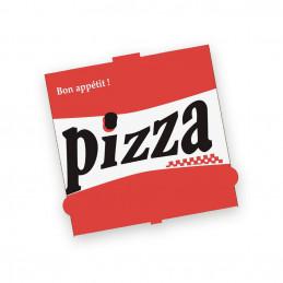 Boite à Pizza Gamme RED...