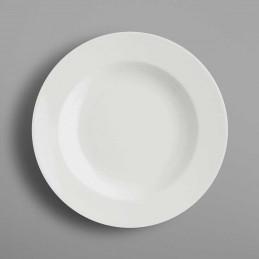Assiette creuse ronde Ø19cm