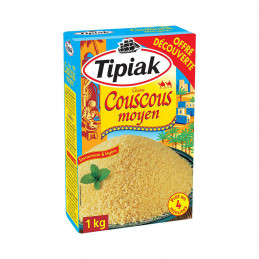 Couscous moyen 1kg