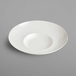 Assiette creuse gourmet 26 cm