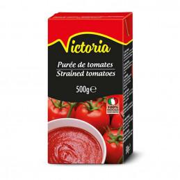 Purée de tomates passata...