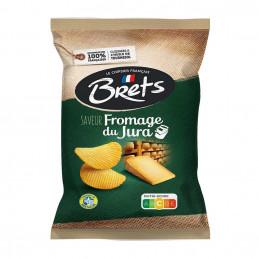 Chips au fromage du jura 125g