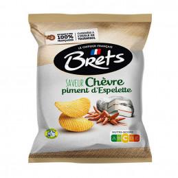 Chips saveur chèvre piment...