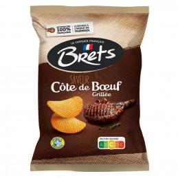 Chips saveur côte de bœuf 125g