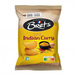 Chips saveur indian curry 125g