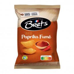 Chips saveur paprika fumé 125g