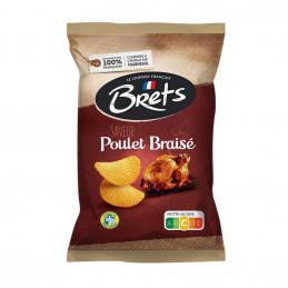 Chips saveur poulet braisé 45g
