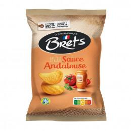 Chips saveur sauce...