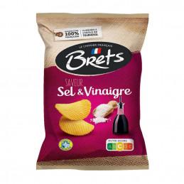 Chips saveur sel et...