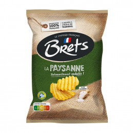 Chips nature paysanne 125g